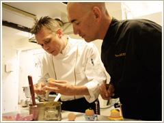 Préparation Laurent Strubois et Thierry Auer